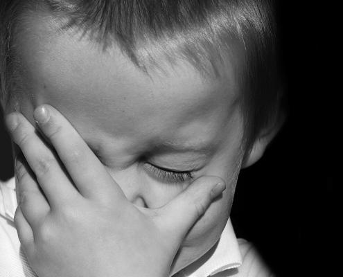 Какво се случва с детето когато мама и татко се карат и как да му помогнем да преодолее ситуацията